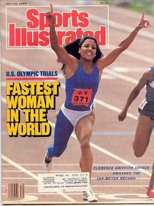 On This Day In Sports: The Fastest Women In The World ...
